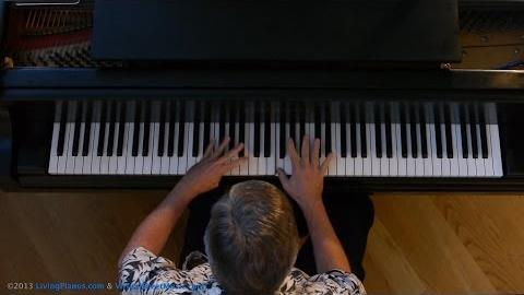 The Best Piano Exercises (Part 3) - Broken Seventh Chords