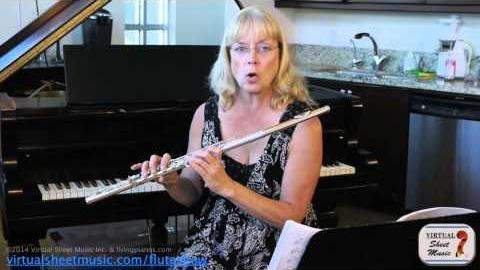 How to Develop Security on the Low Register of the Flute