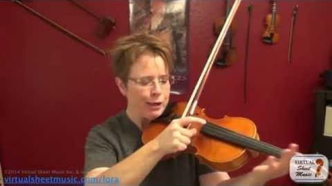 A simple and easy approach to violin pizzicato