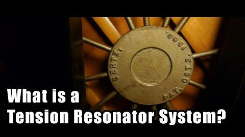 What is a Tension Resonator System?