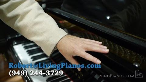 Can You Ruin a Piano's Finish Simply By Touching It?
