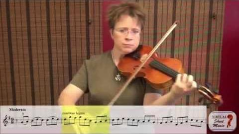 How movements can help with your violin playing