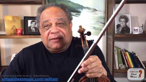 Dealing with Stage Fright on the Violin