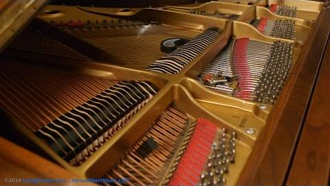 What is a Prepared Piano?