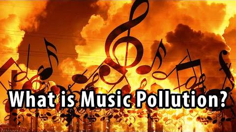What is Music Pollution?