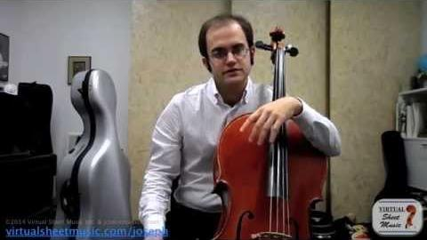 Vibrato on the Cello