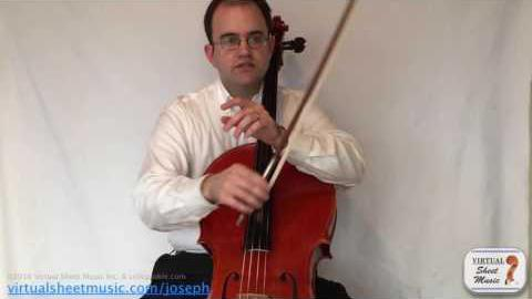 Sautillé on the Cello