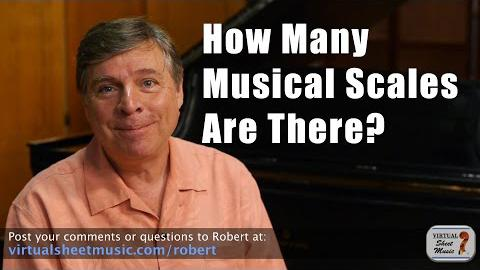 How Many Musical Scales Are There?