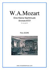 Eine Kleine Nachtmusik (f.score)