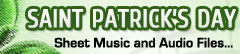 Patrick's Day Sheet Music Collections
