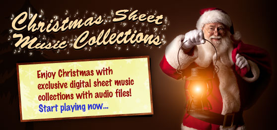 Christmas Sheet Music Collections