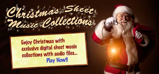 Play Exclusive Christmas Carols with audio files!