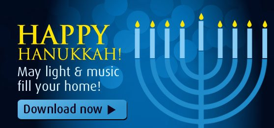 Hanukkah Sheet Music Collections