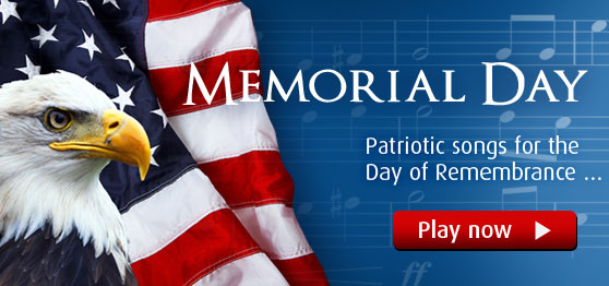 Enjoy the Memorial Day with exclusive Patriotic Collections