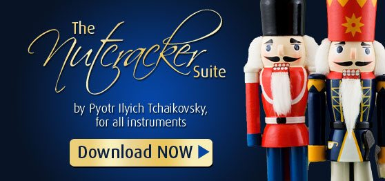Nutcracker Suite Sheet Music